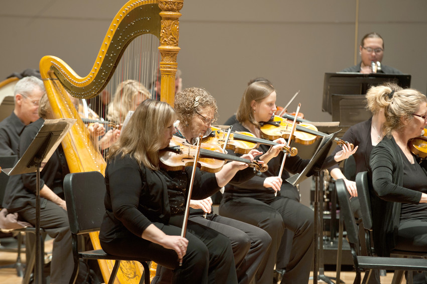 The Bryan Symphony Orchestra opens its 55th season Oct. 8.
