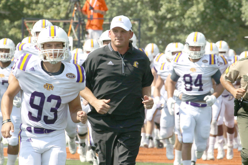 Marcus Satterfield was relieved of his duties as head football coach at Tennessee Tech University Sunday afternoon. During his two years with the Golden Eagles, Tech finished 6-16 overall. Tyree Foreman has been selected as acting head coach while a search for Satterfield's replacement is held.