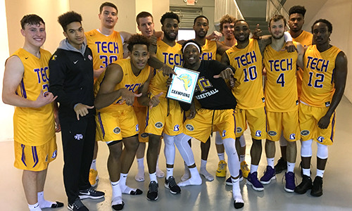The Tennessee Tech Golden Eagles beat Maryland Eastern Shore Saturday to win the Emerald Coast Classic.