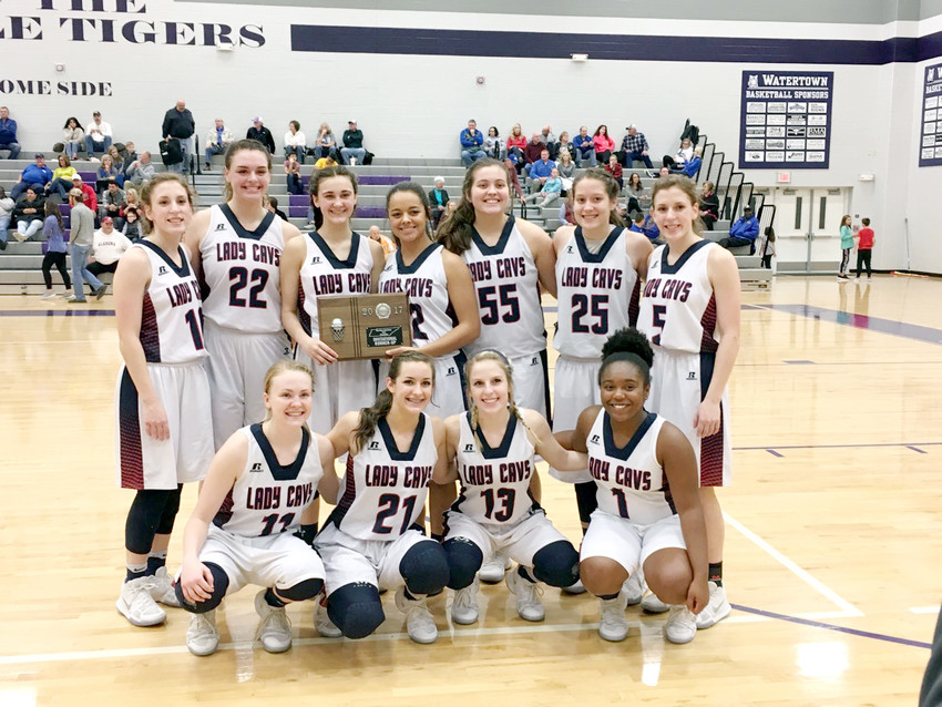 The Cookeville High School Lady Cavaliers got a big game from Chloe Savage, but it wasn't enough as Cookeville fell 76-66 to Macon County in the championship game Saturday in the Watertown Holiday Basketball Tournament. Savage, along with Julianne and Katie Dunaway, was selected to the all-tournament team.