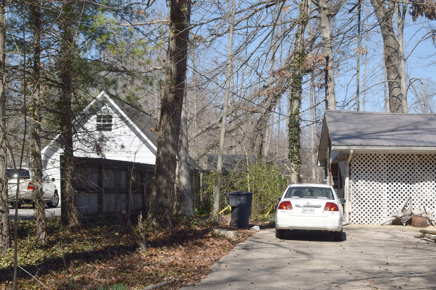 The trees between the homes of two Cookeville residents are the subject of a dispute in which the Cookeville Tree Board said the trees should be removed.