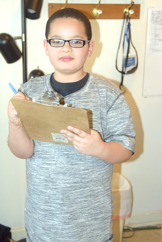 Brayden, a 9-year-old, is one of a handful of kids currently staying at the Cookeville Rescue Mission and one of about 400 who has been classified as homeless in the Putnam County School System this school year.