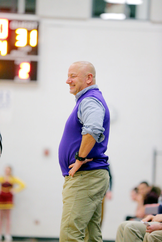 Monterey High School Girls Coach Todd Hess has announced he is retiring from coaching at MHS.