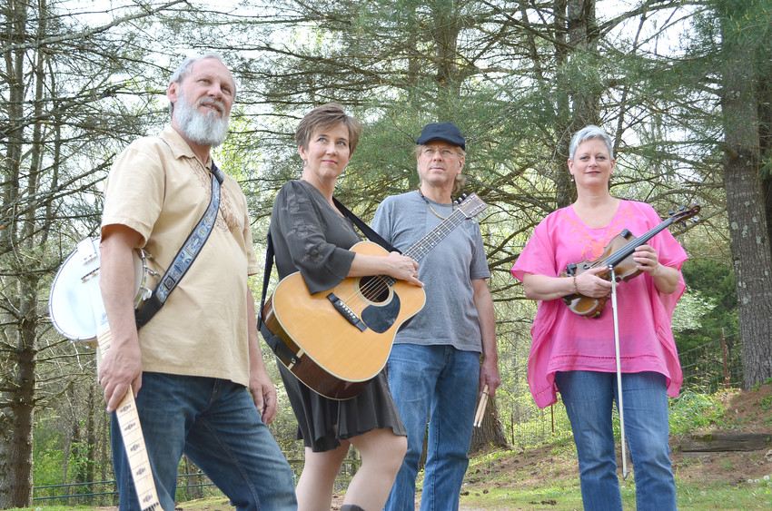 Wild Blue Yonder will perform May 17 during Dogwood Park's first Third Thursday concert of the season. Admission is free.