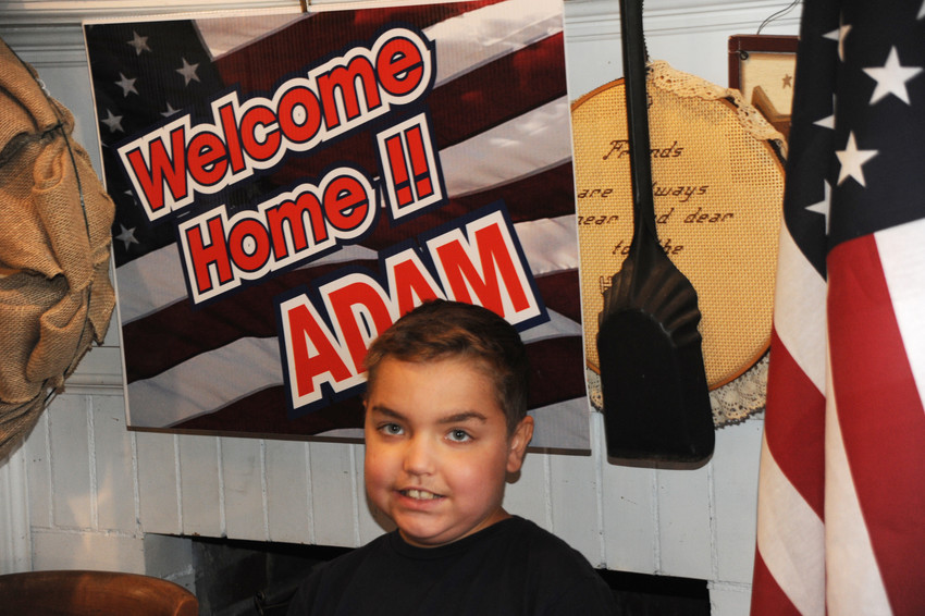 Adam Coffin has been battling Hemophagocytic Lymphohistiocytosis (HLH), which he contracted from a tick bite.