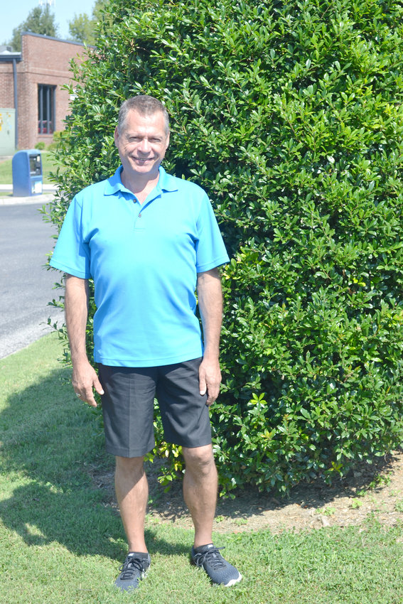 Harold Scott, the first person in the Upper Cumberland to go public with his diagnosis of HIV, enjoys the sunshine of a warm summer day nearly 30 years later.