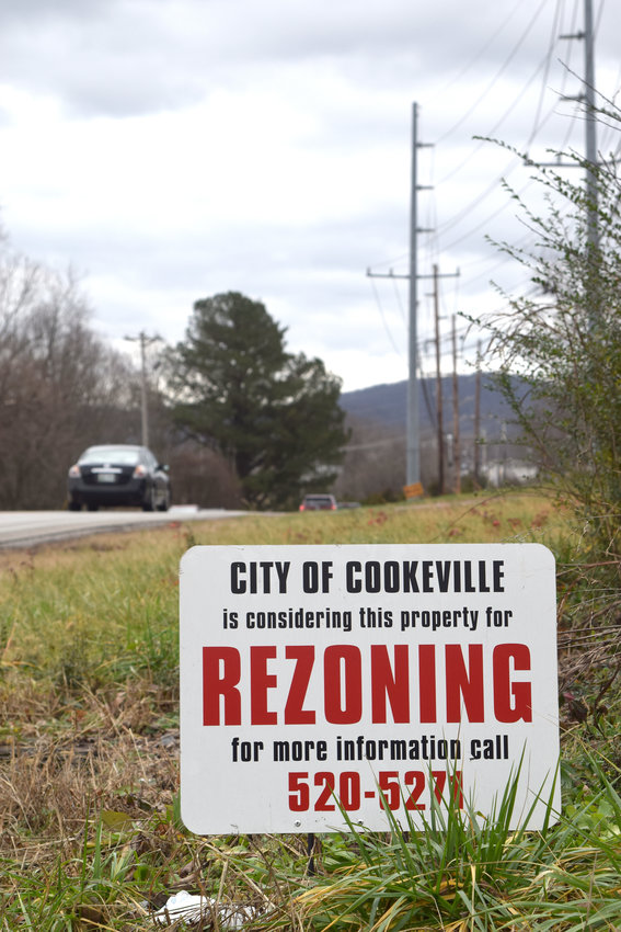 The rezoning project on 10th Street and Old Kentucky Road was one of the biggest and most talked about rezoning projects that have occurred in 2018.