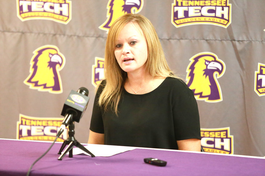 Tennessee Tech coach Kim Rosamond has announced her team's basketball schedule for the 2019-20 season.