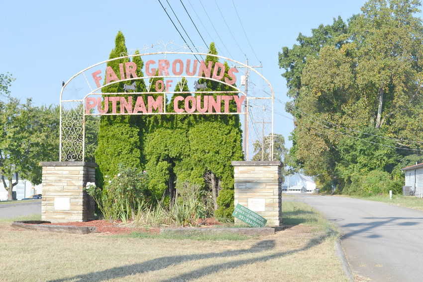 Putnam County commissioners are discussing a possible relocation of the fairgrounds.