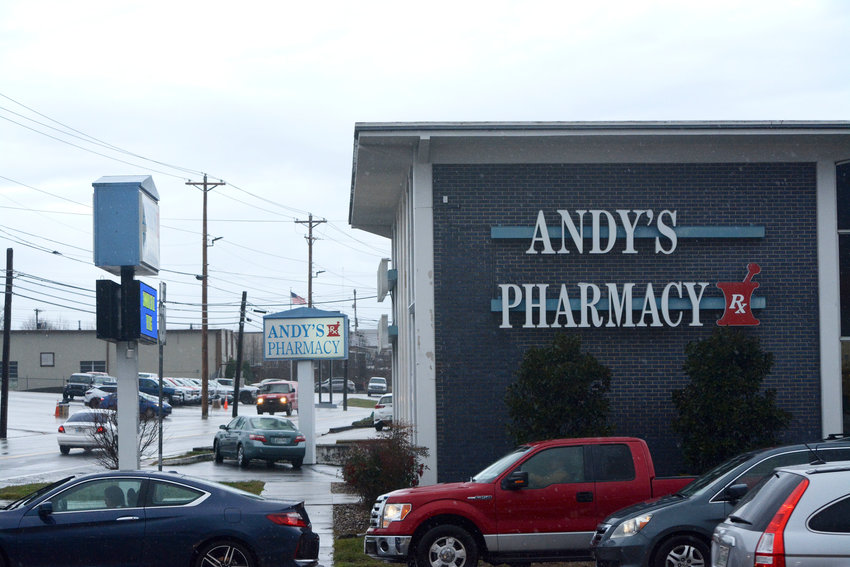 Andy's Pharmacy and its pharmacist in charge have been named in a Tennessee Department of Health Disciplinary Action report for documentation errors.