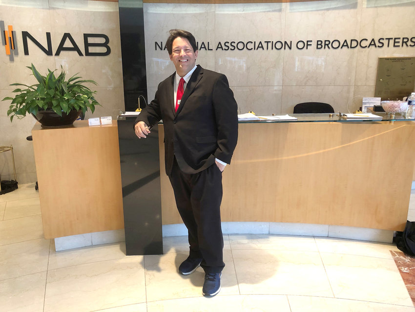 Brent Carl Fleshman is the program director for Zimmer Broadcasting's WHUB radio station, the only station in Tennessee nominated for a Crystal Radio Award this year.