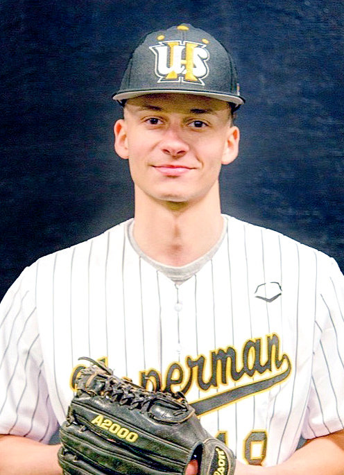 Upperman High School senior Eric Farley  is taking a proactive approach to his baseball future.