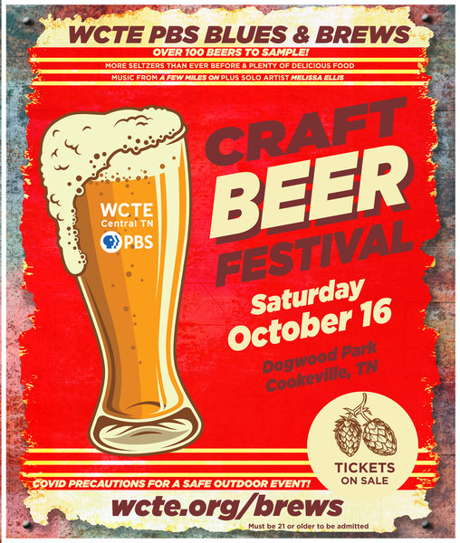Blues and Brews beer festival is back this year with COVID-19 safety precautions.