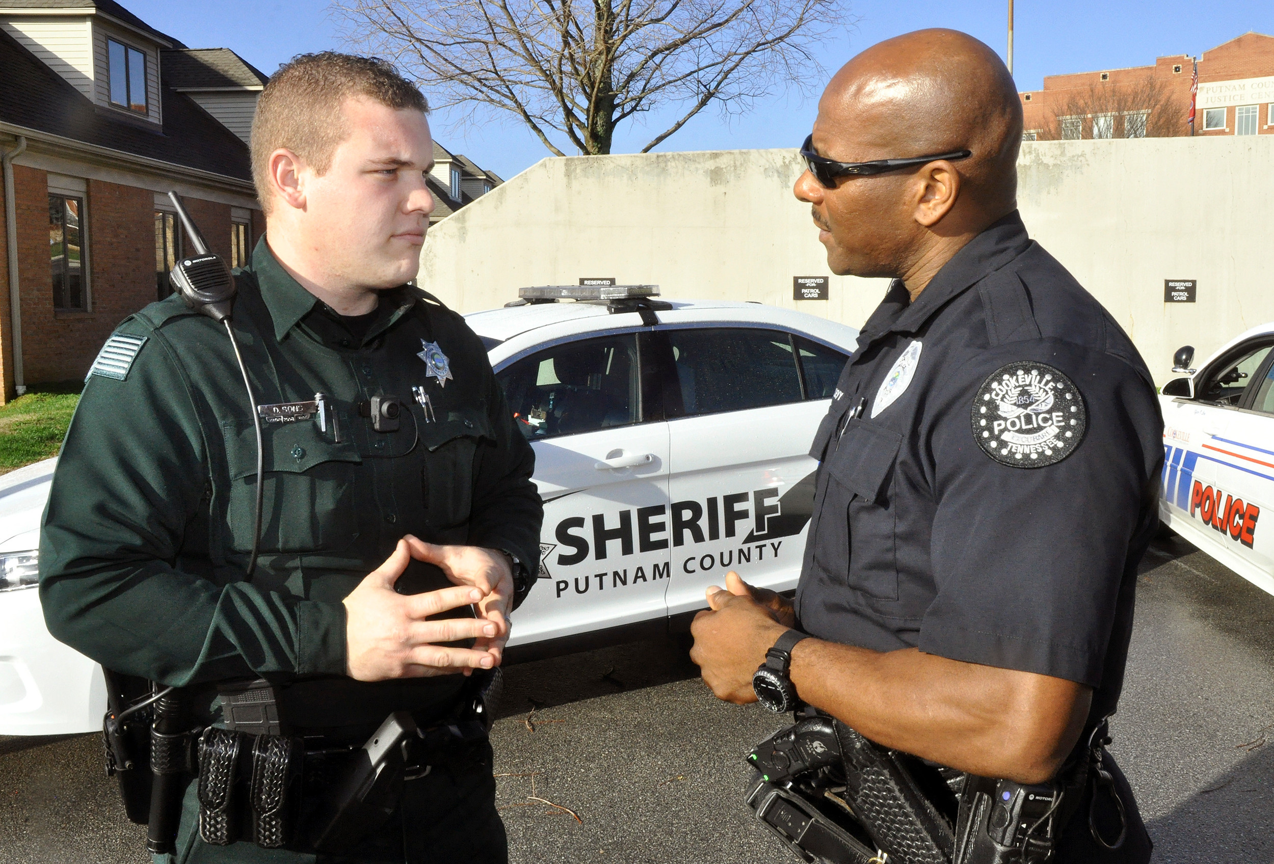 Law enforcement offering safe rides home on New Year's Eve