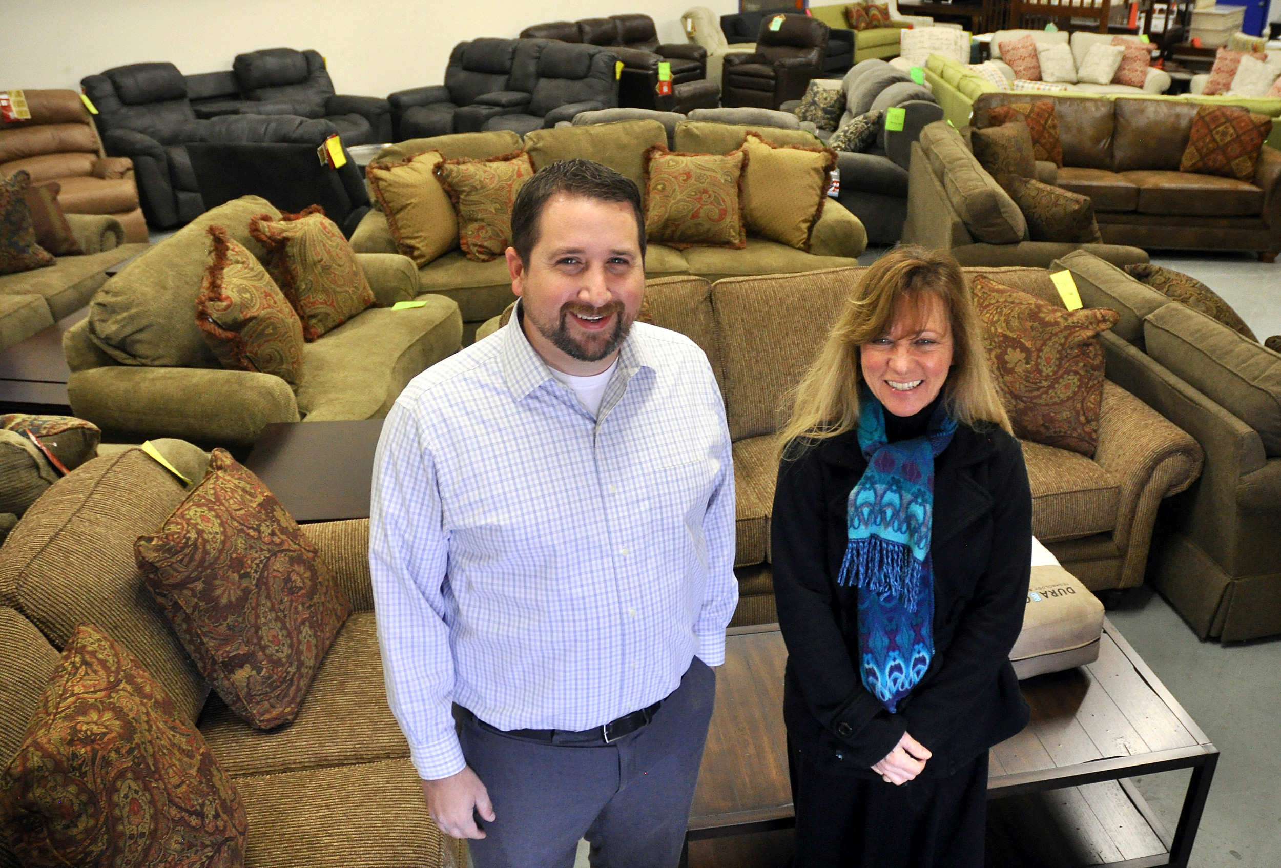 Charmant Jacob Shaffield, Owner Of Cookeville Furniture, And
