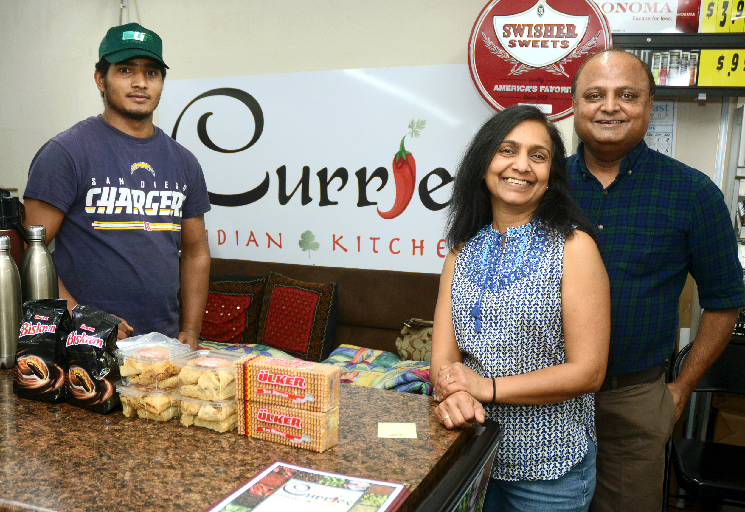 Popular indian restaraunt relocates herald citizen for Amin indian cuisine
