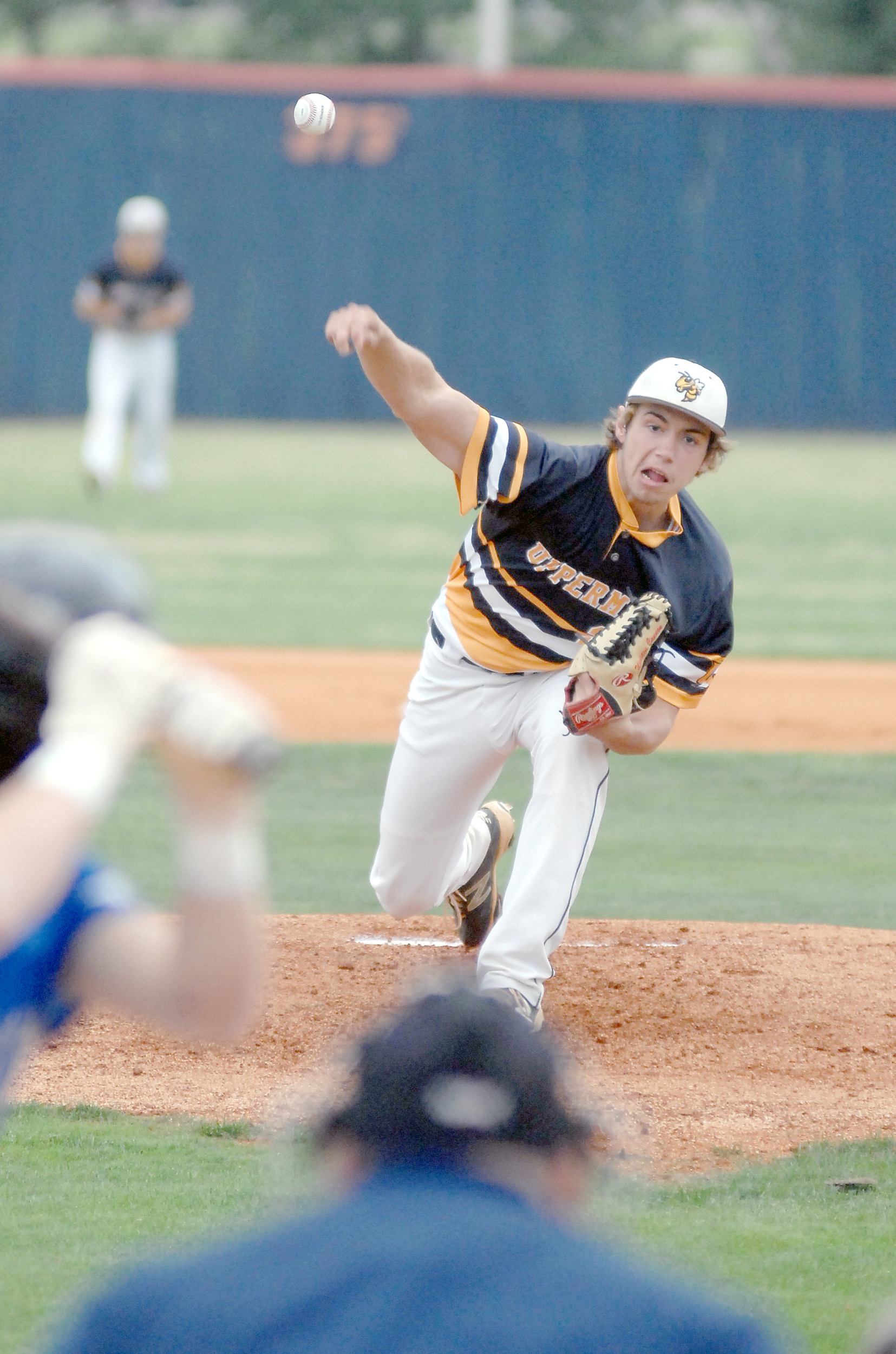 Upperman's Winston Cannon was selected to the Tennessee Sports Writers ...