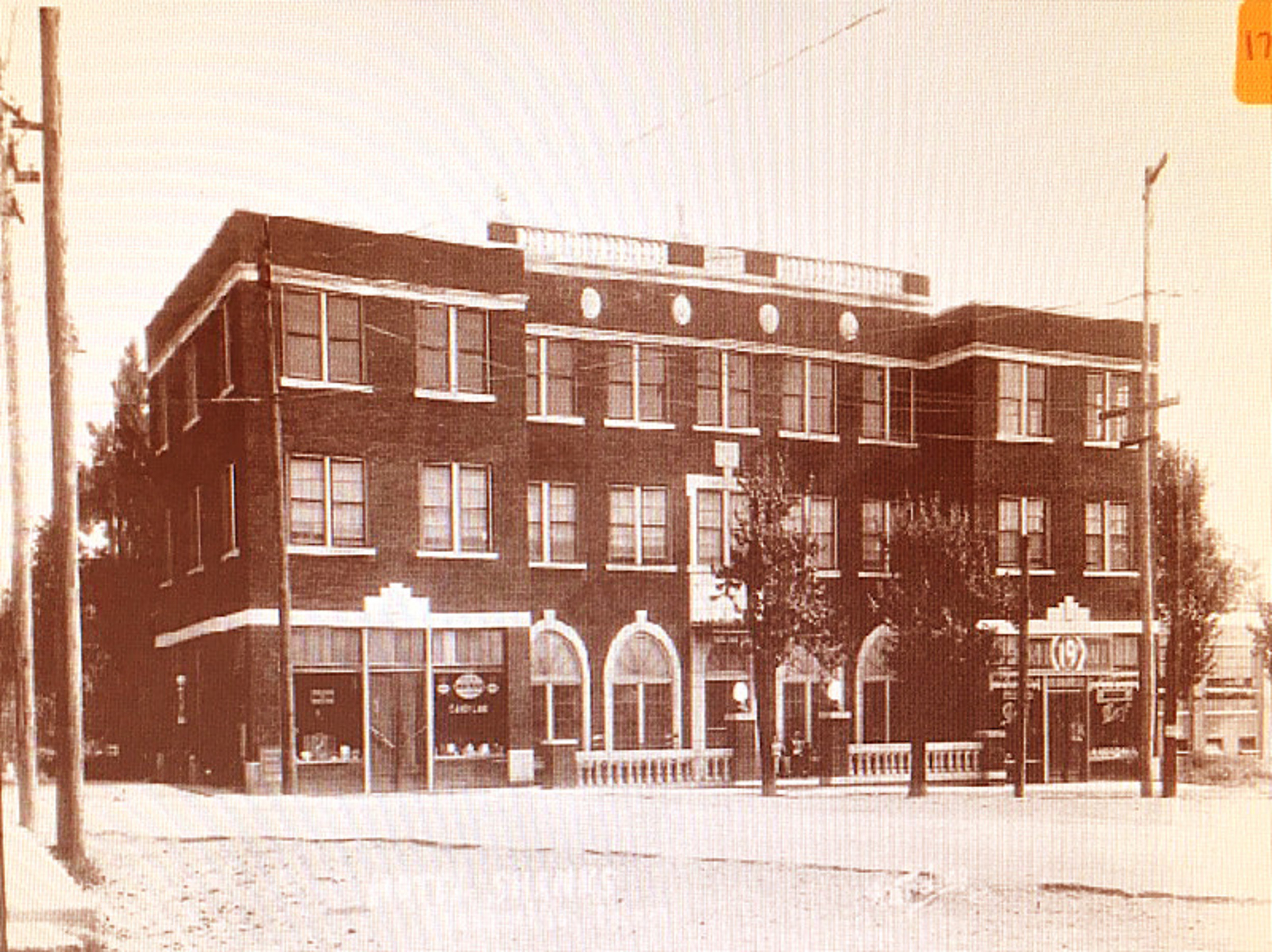 The Shanks Hotel Was Known As Best Place To Stay Between Nashville And Knoxville