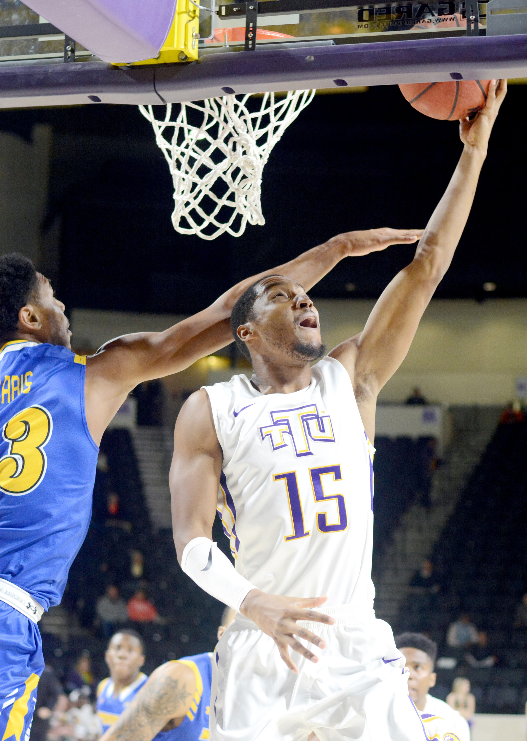 brand new 88d97 55715 TTU's defense holds off Morehead State | Herald Citizen