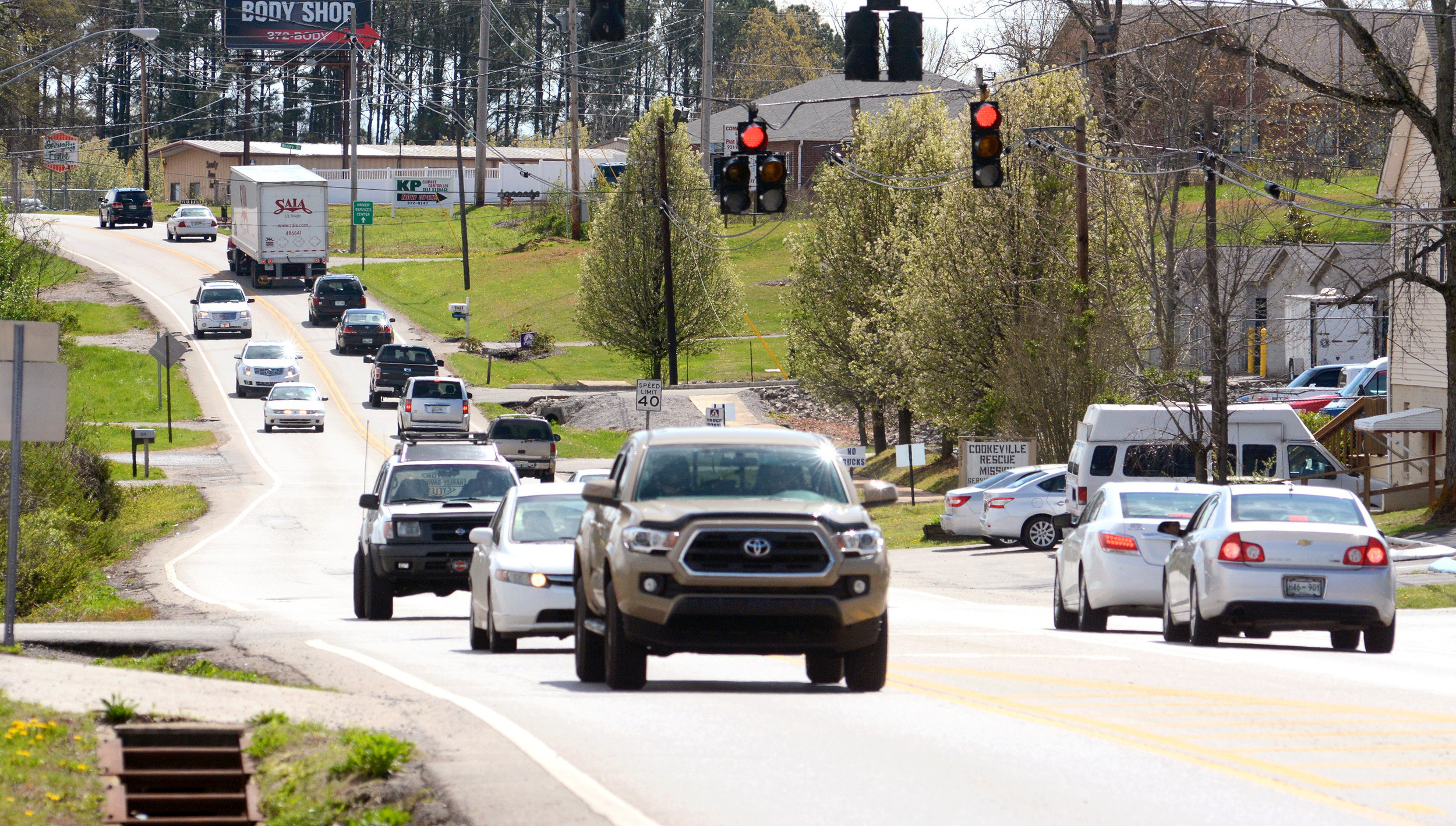 Jefferson widening gets go-ahead in TDOT's three-year