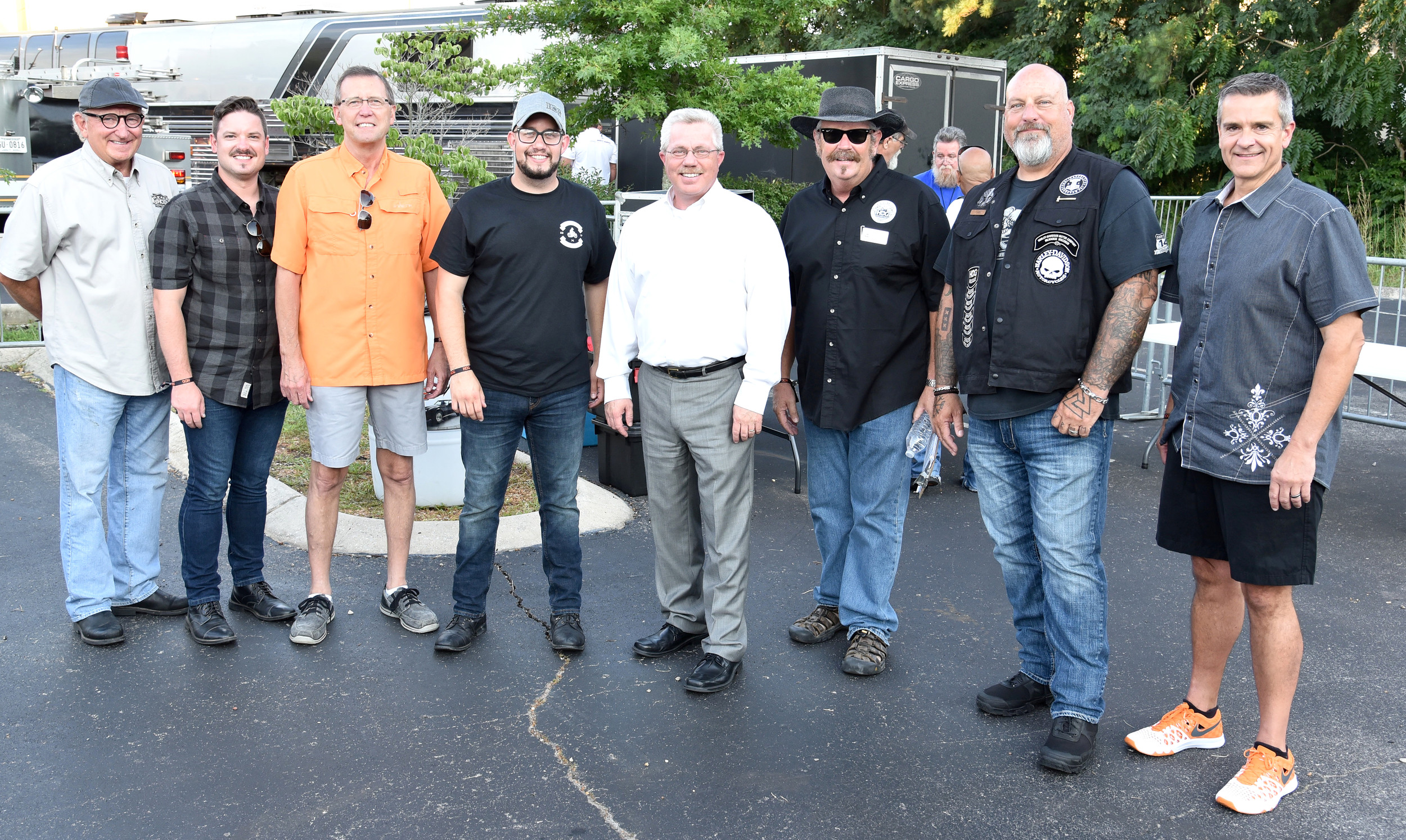 Cookeville welcomes southern backroads h o g rally for Harley davidson motor company group inc