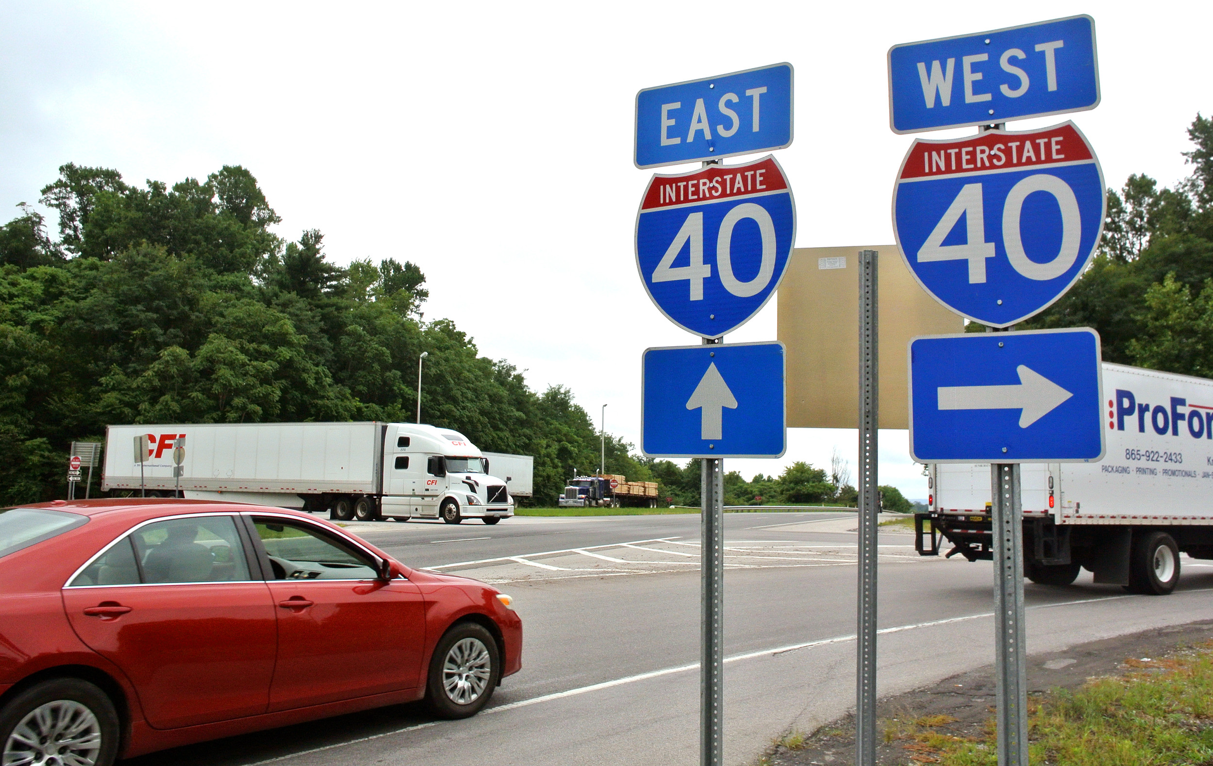Signals at Hwy  111/I-40 delayed | Herald Citizen