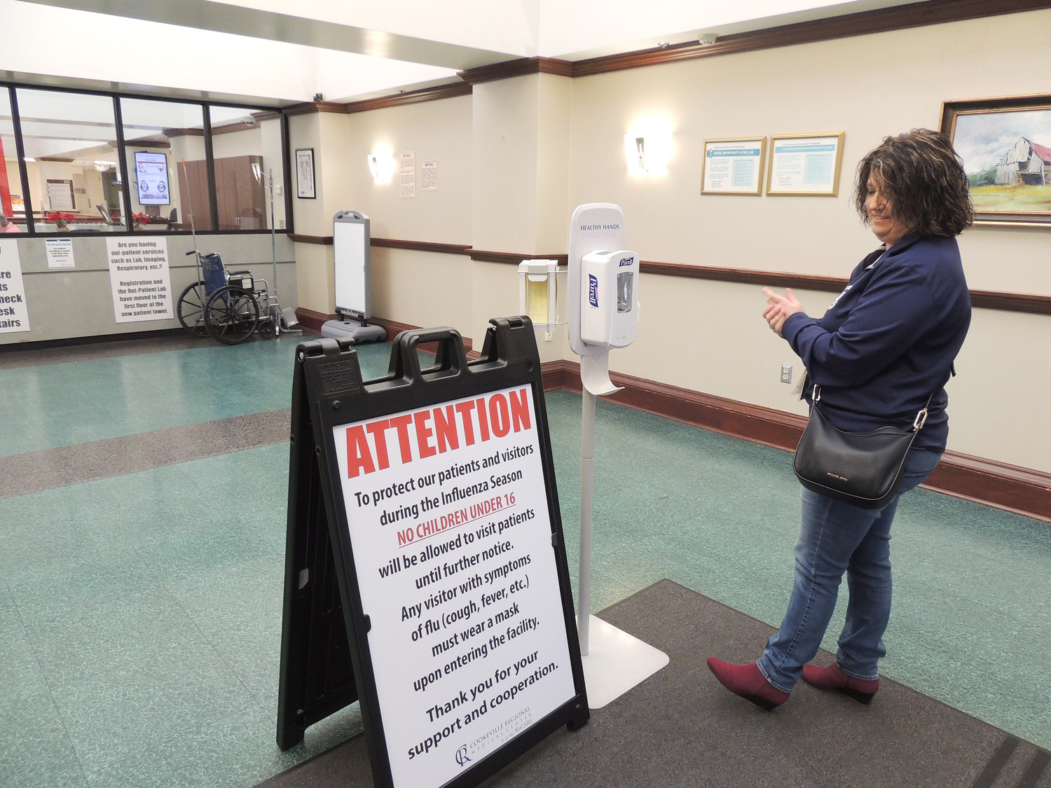Flu Numbers Picking Up Herald Citizen