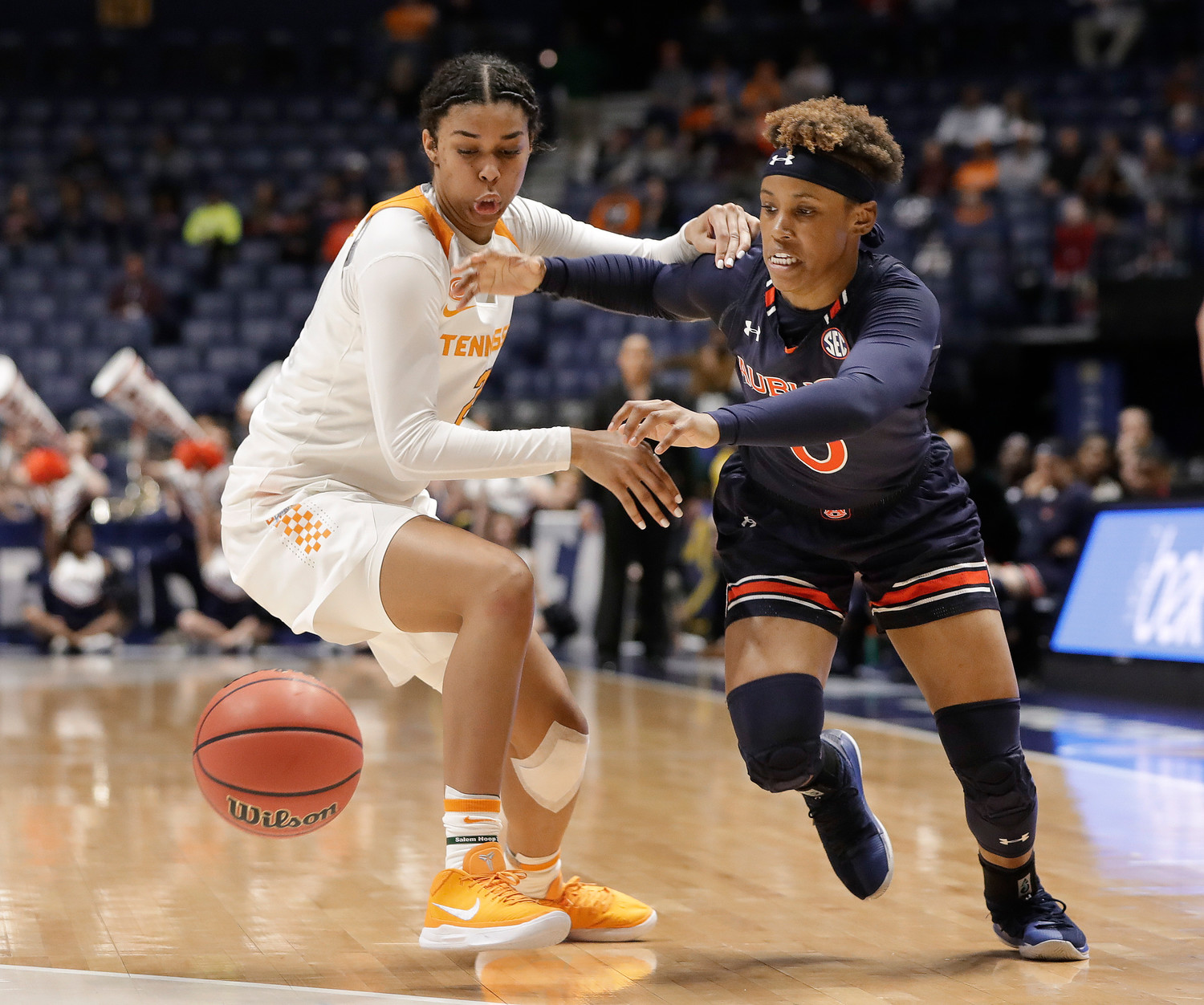 Lady Vols fall 73-62 to SC in SEC tournament quarterfinals