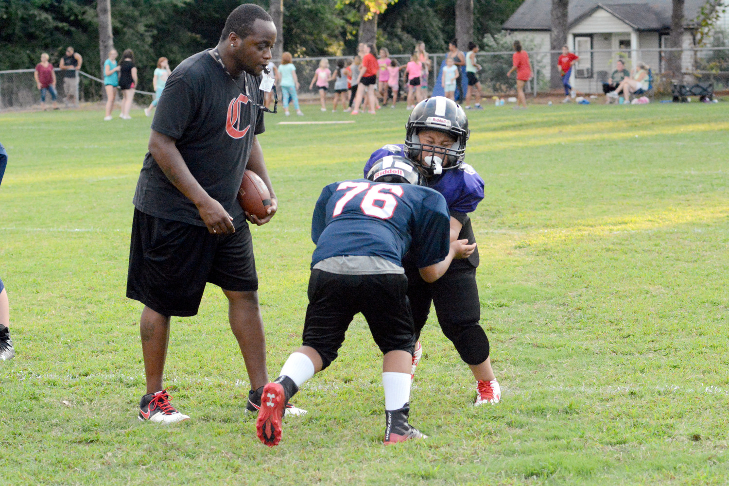 Cookeville Youth Football Forced To Join New Conference Herald Citizen