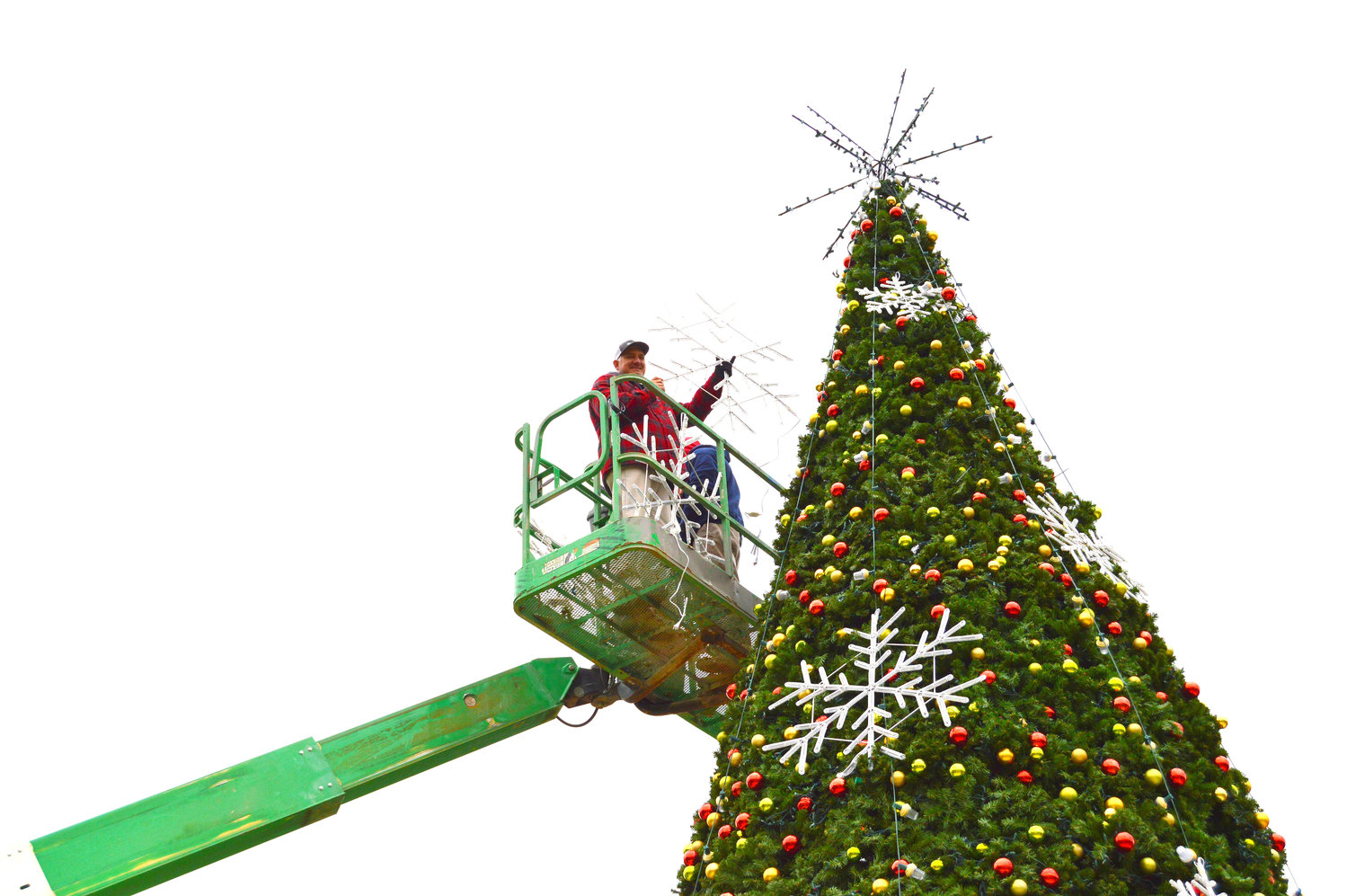Christmas in the Park begins next Sunday | Herald Citizen